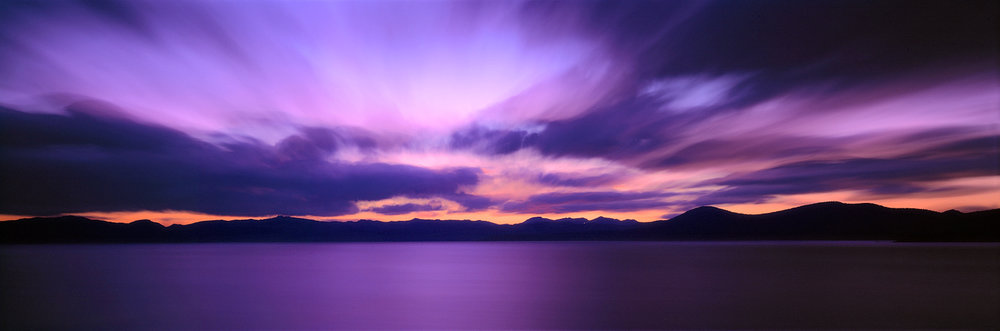 20 Minutes in Heaven, Lake Tahoe Sunset