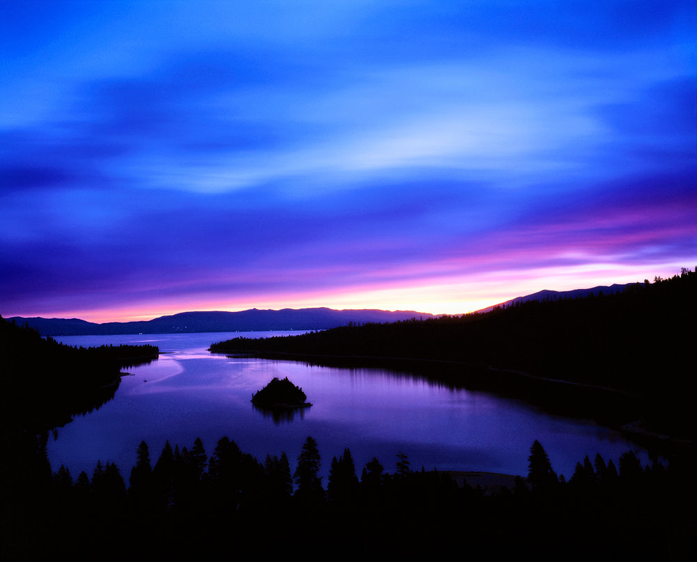 Painted Sunrise, Emerald Bay, Lake Tahoe