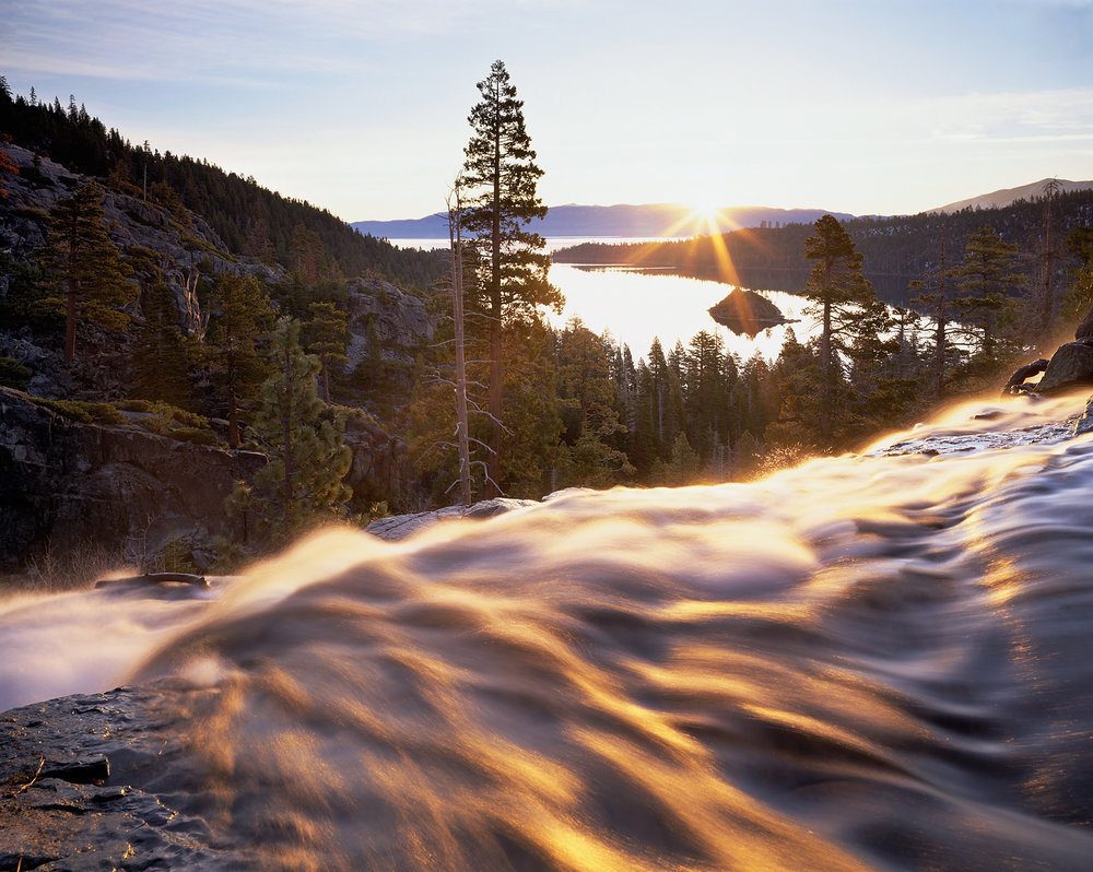 Gold Rush, Emerald Bay, Lake Tahoe