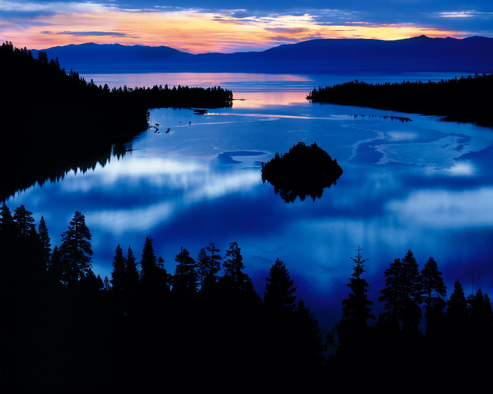Merlin's Morning, Emerald Bay, Lake Tahoe