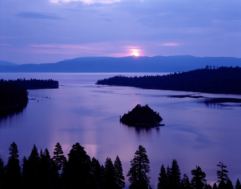 Lavendar Sunrise Emerald Bay.jpg