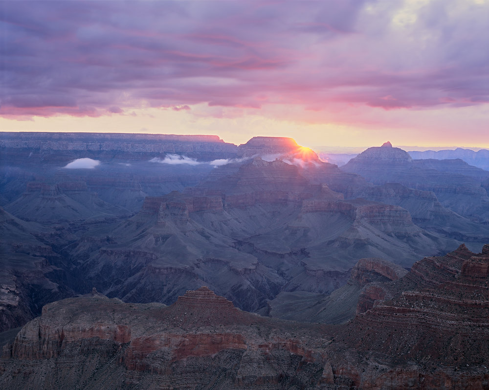 Grand Canyon Sunrise, Arizona