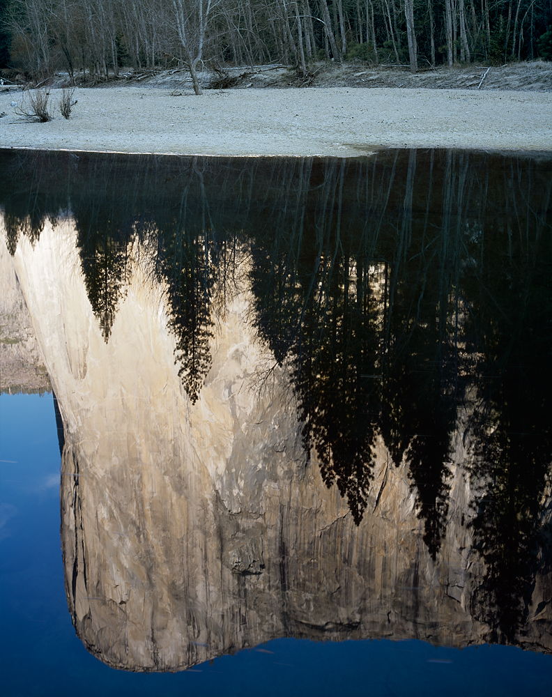 El Capitan Reflection, Yosemite Valley