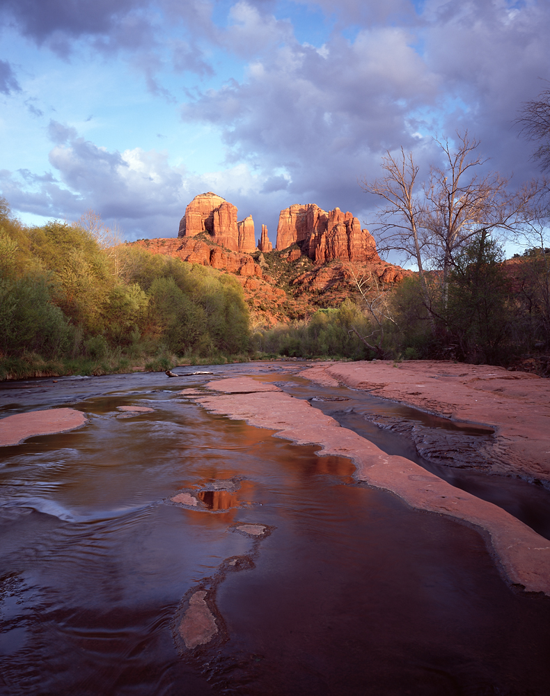 Heron's View, Red Rock Crossing, Sedona, Arizona