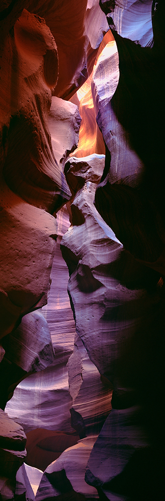 Stone Temple, Antelope Canyon, Page, Arizona