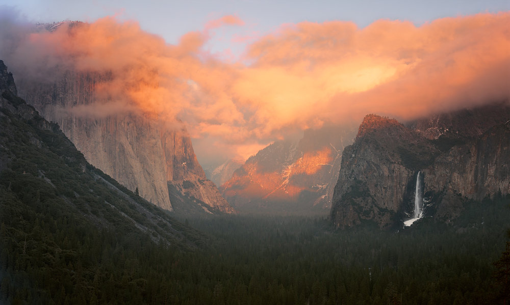 Spirit of the Valley, Yosemite Valley, California