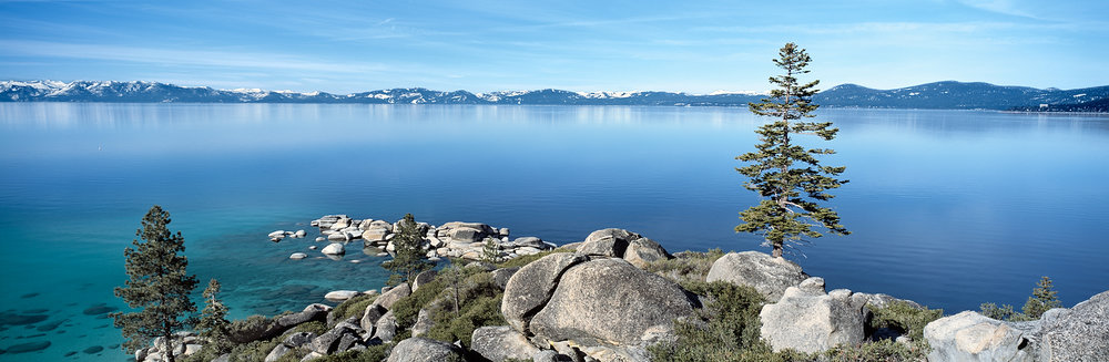 Lake in the Sky, Lake Tahoe