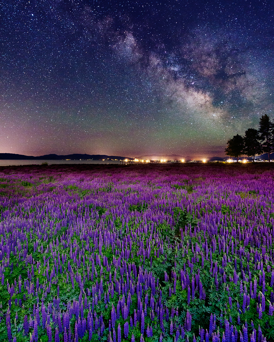 Celestial Spirit, Lake Tahoe