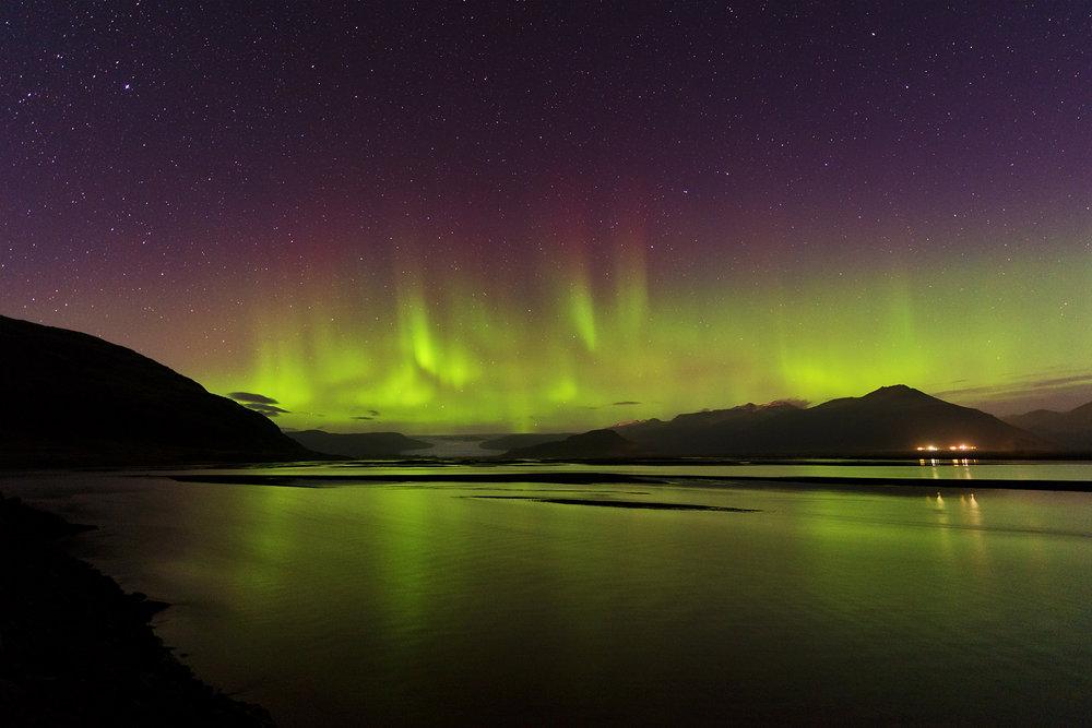 Iceland Aurora, Iceland