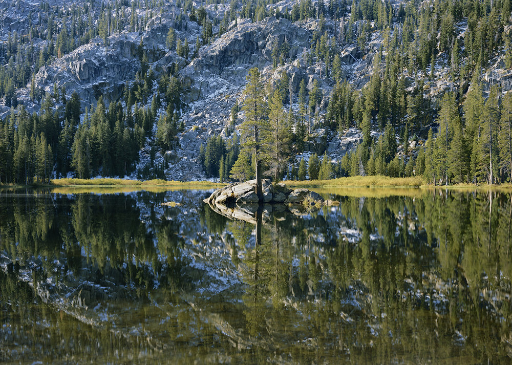 High Sierra Reflections