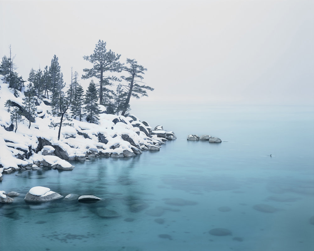 Clarity & Fog, Lake Tahoe