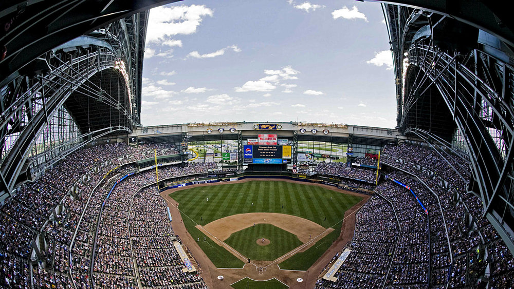 Miller Park (Brewers Home Ground)
