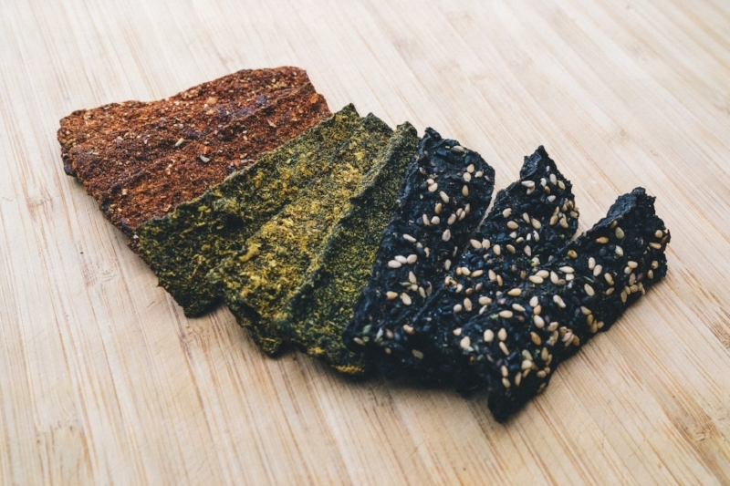 Kelp Jerky, Vegan, Sustainable Food, Online Farmers Market, Small Batch