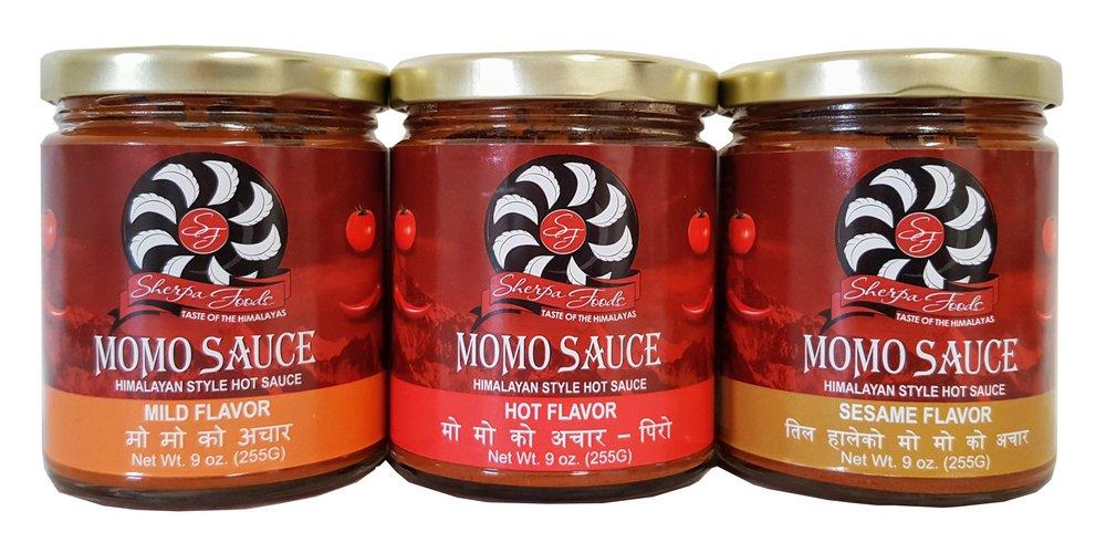 Sherpa Foods, Himalayan Style Hot Sauce, Small Batch Sauce, Best Hot Sauces