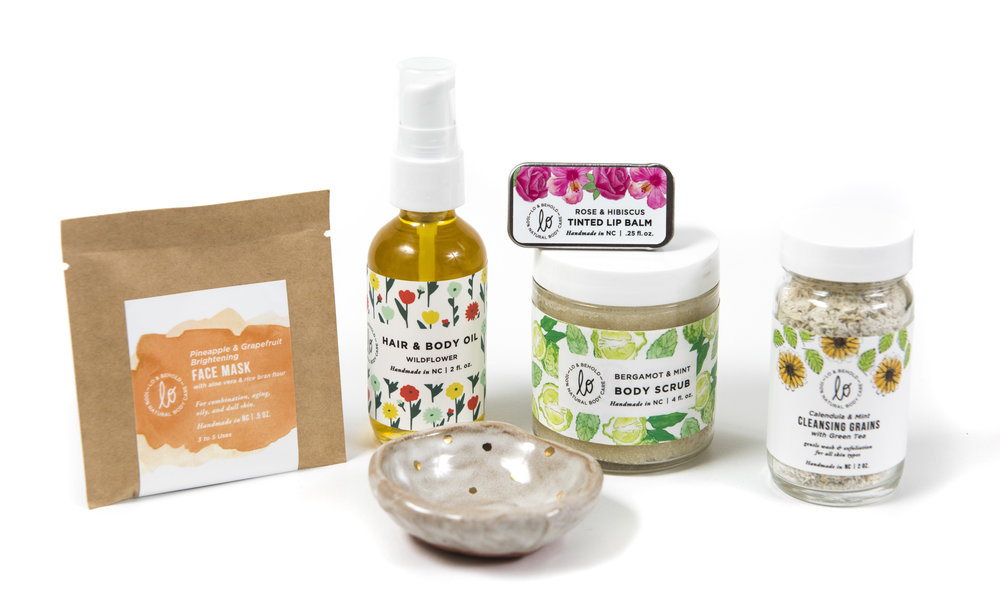 Natural Skincare products online, natural body care, vegan skin care, Lo & Behold Naturals, Online Farmers Market