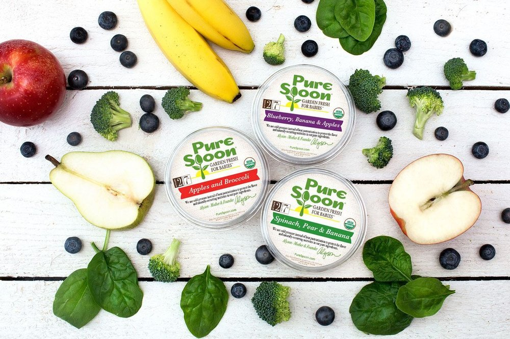 Pure Spoon, Organic Baby Food, Best Natural Baby Food, Healthy Baby Products, Online Farmers Market