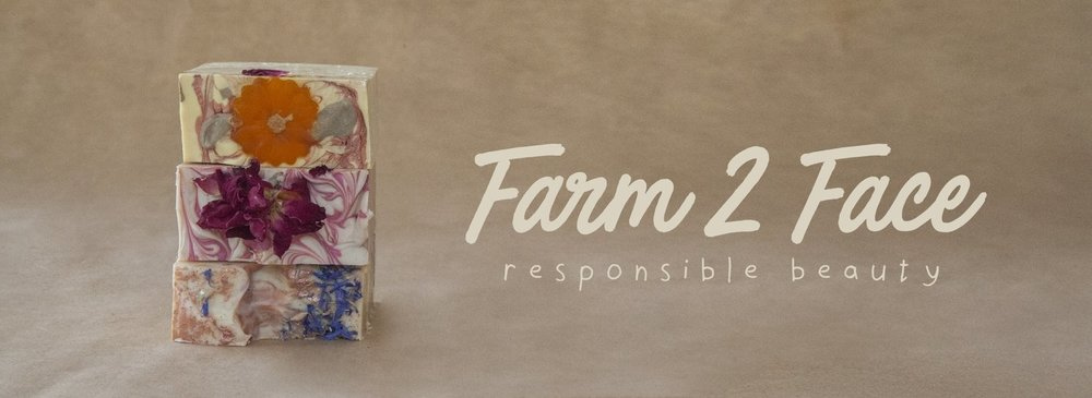 Farm 2 Face, natural skin care, organic soaps, natural bath and body, online farmers market