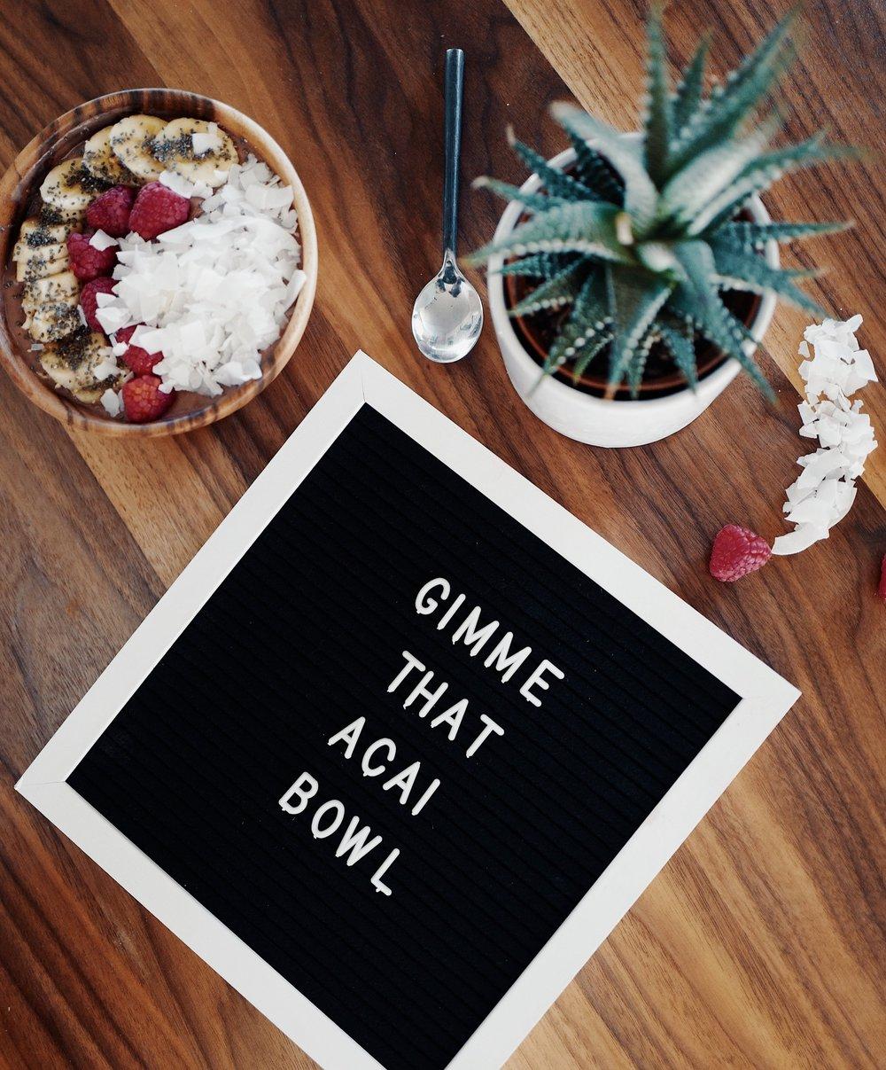 Acai Bowl Recipe, Everything to know about Acai