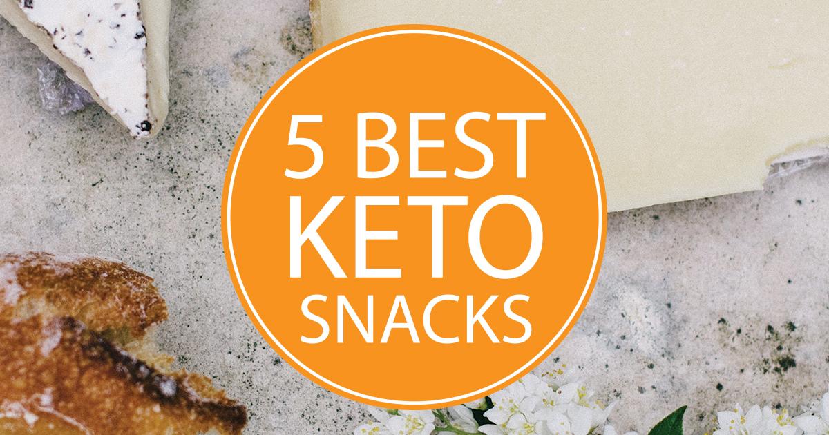 Best on-the-go Keto snacks to buy!