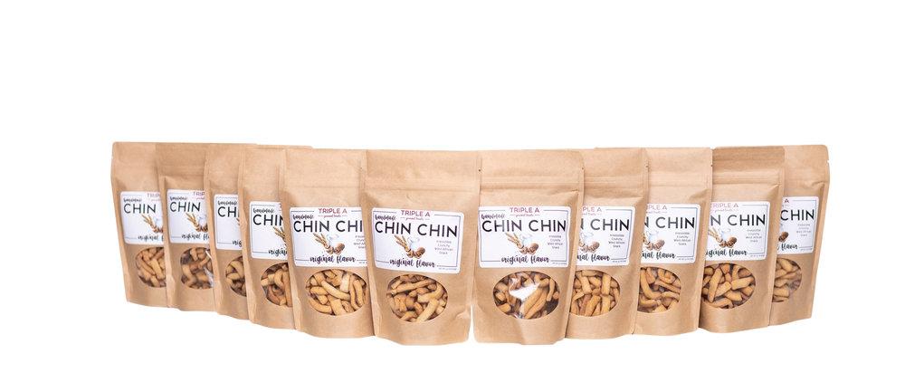 CHIN CHIN, gourmet crunchy snacks, online farmer's market