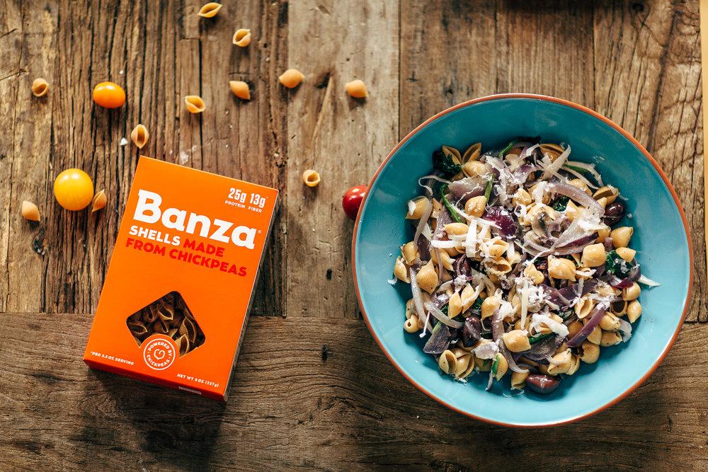 Banza Pasta, chickpea pasta, online farmers market