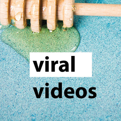 viral food video creation