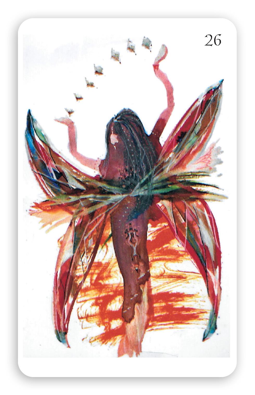 """""""Fire Fairy"""" - Zest"""