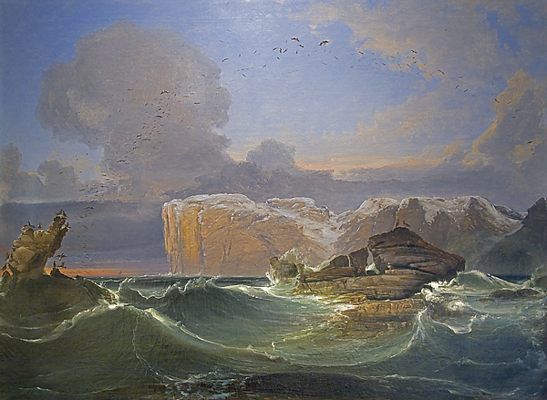 """The North Cape"" Peter Balke"