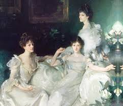 The Wyndham Sisters: Lady Elcho, Mrs. Adeane, and Mrs. Tennant , John Singer Sargent, 1899, Metropolitan Museum of Art, New York