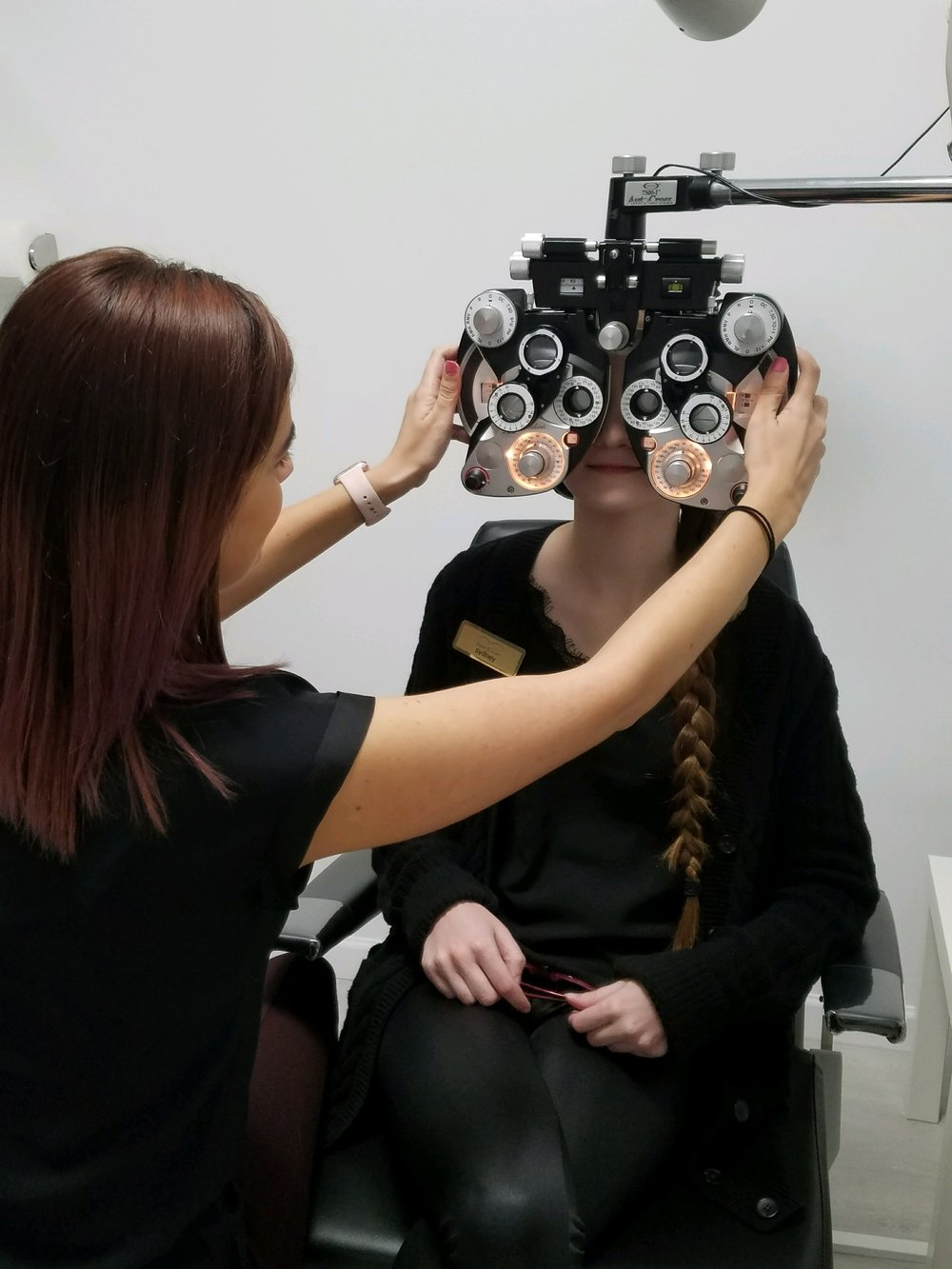 Optometrist - Eye Doctor  - Eye Exams, Contact Lens Exams, Pediatric Exams, Kerataconus Exams