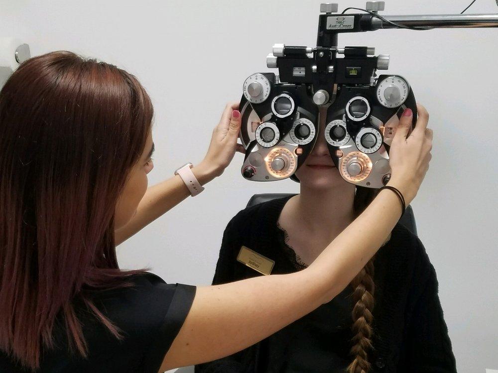 Vision Exams -