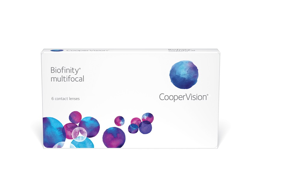Monthly Multifocal Contact Lenses for Presbyopia