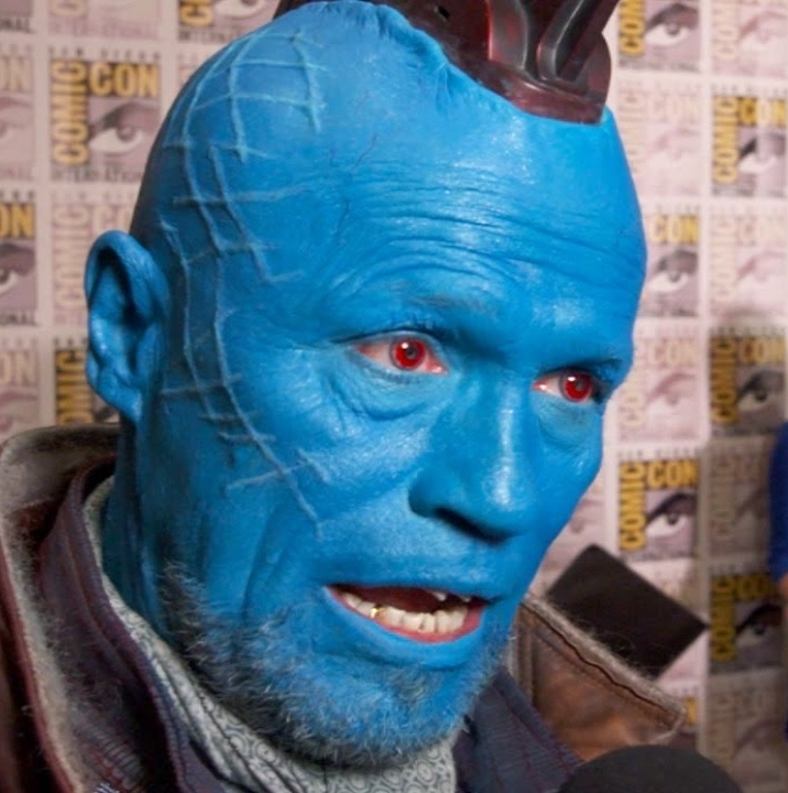 Michael Rooker in Guardians of the Galaxy Volume 2