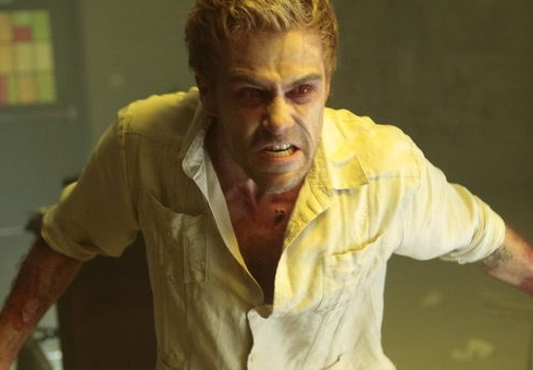 Matt Ryan Lenses in Constantine