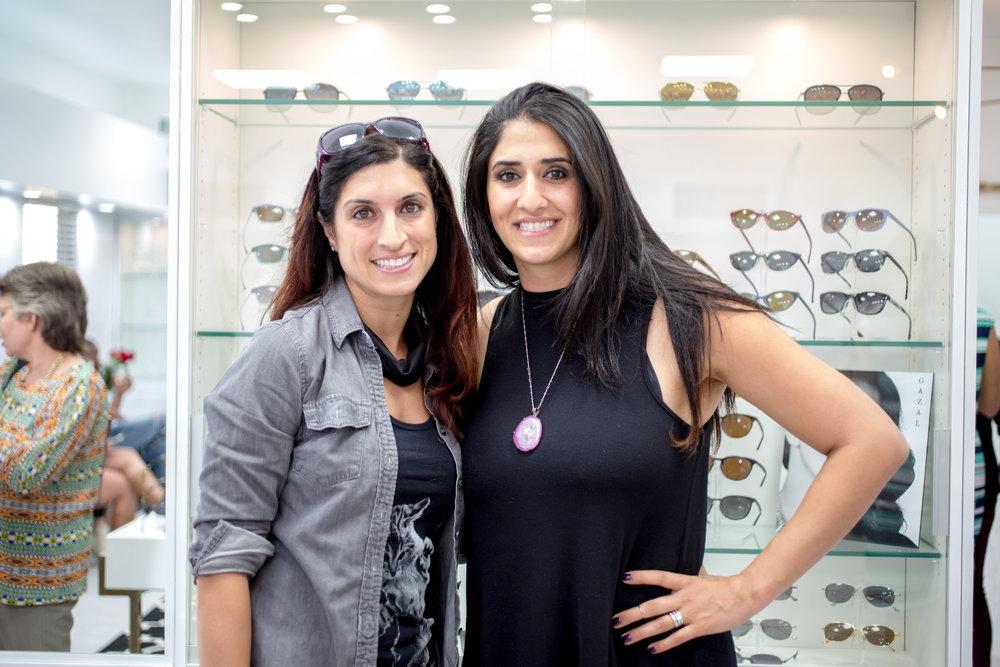 Angela Fusaro & Gazal Tabrizipour