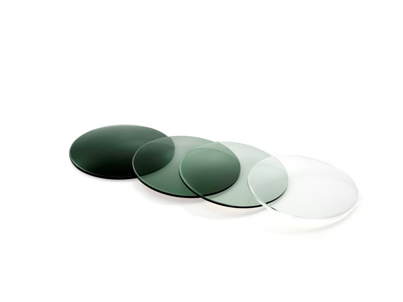 Green Lenses -