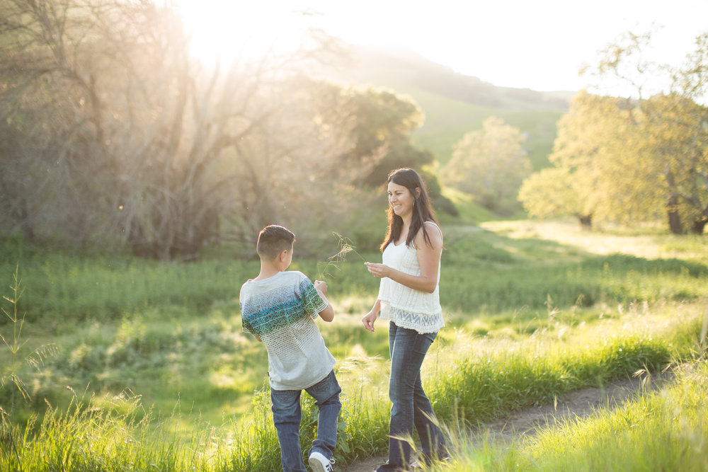 Mother son lifestyle - San Luis Obispo CA, March 13th 2017