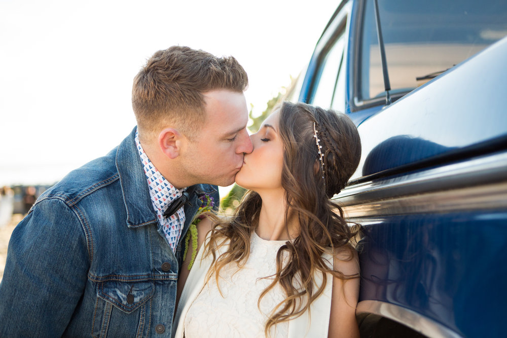 All Inclusive Elopement shoot - Oceano Dunes CA, February 25th 2017