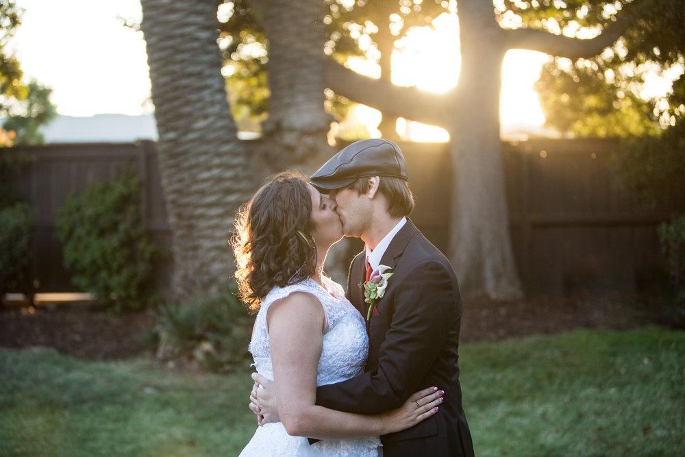 Matt & Morgan's Wedding - Santa Maria Inn, Santa Maria CASeptember 23rd, 2017