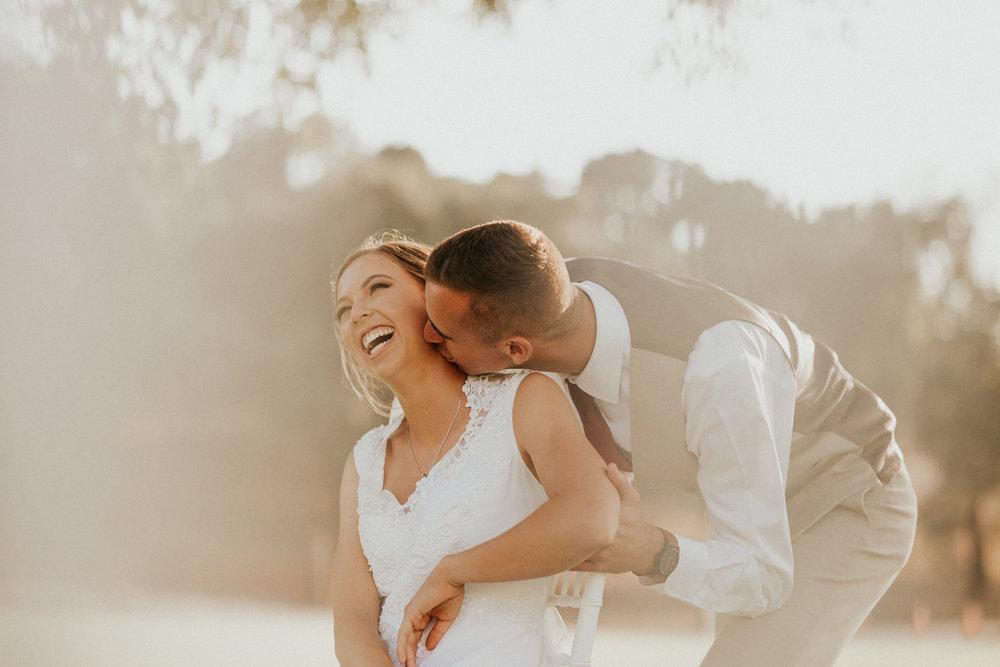 Chad & Chelsea's Wedding - Thousand Hills Ranch, Pismo Beach CAAugust 25th, 2018