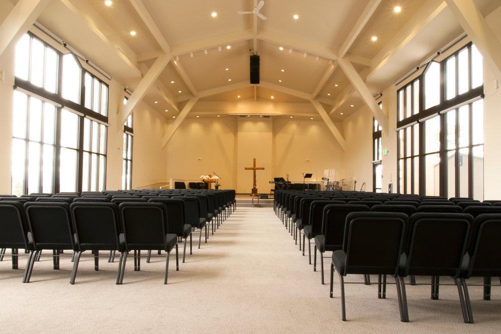 KOREAN CHURCH OF NAZARINE - SAN LEANDRO, CA