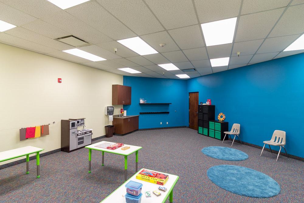 classroom remodel