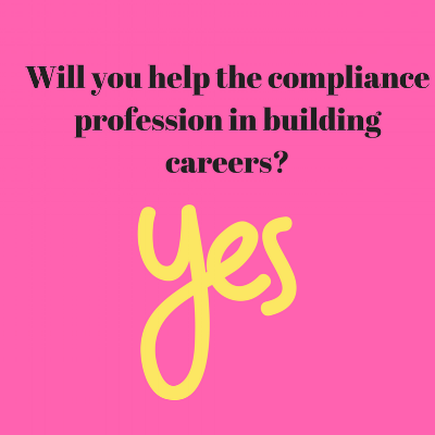 Will you help the compliance profession in building careers_.png