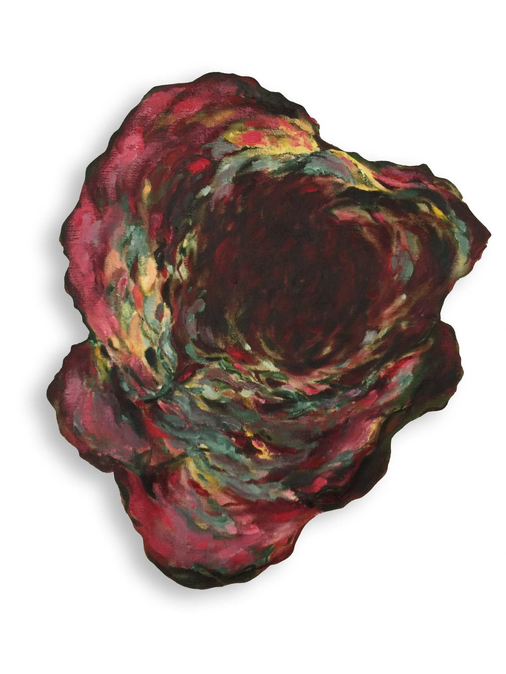 Untitled (Cranberry)