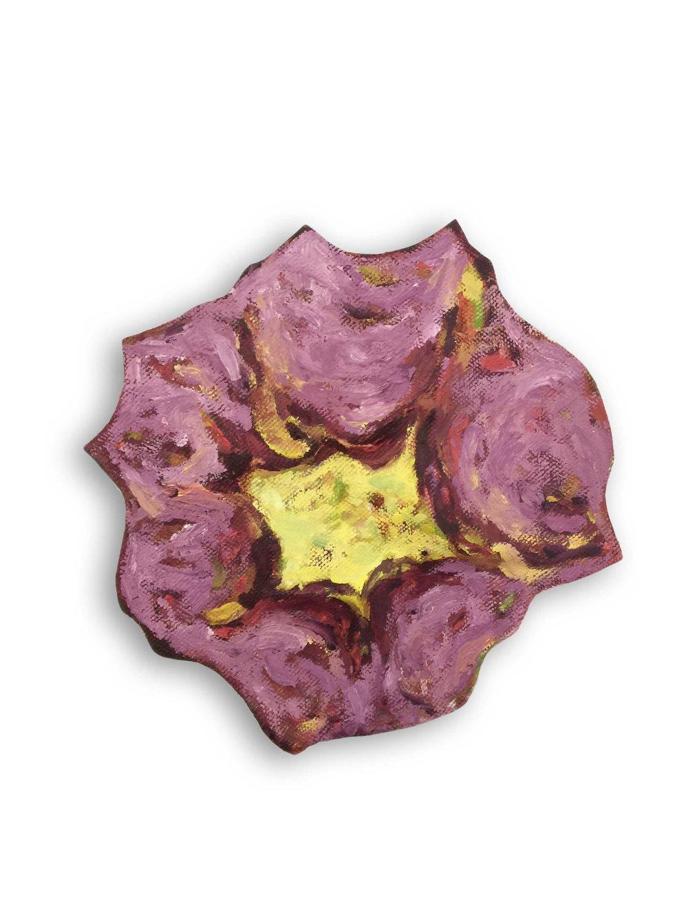 Botanical (Violet)