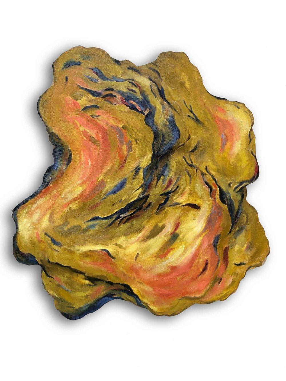 Untitled (Goldfish June)