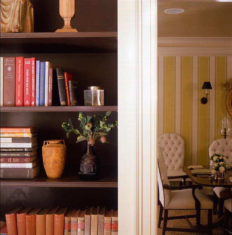 Bookcase with DR peek.jpg