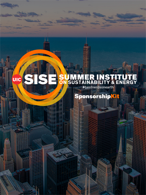 If you're interested in becoming a sponsor for the SISE program, click here for our sponsorship kit. Hey, for sponsoring, you even get a little something in return. You can't beat that!