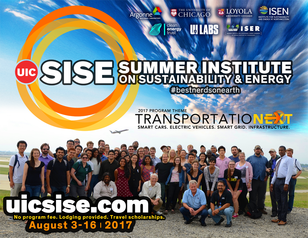 Transportation Next is the theme of SISE 7.0