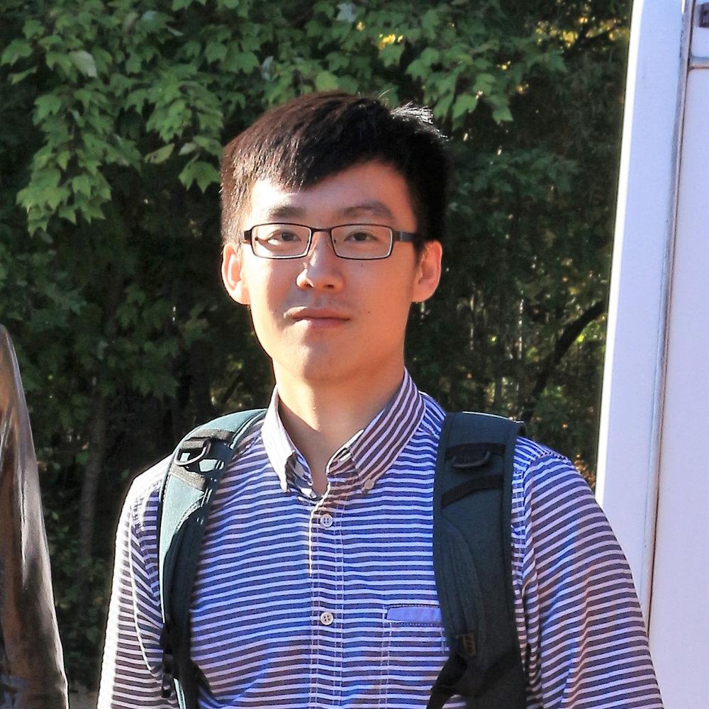 """Zhuoyi """"Tony"""" Zhang"""